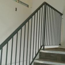 Custom Handrail Fabrication